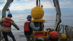 ESP array in Gulf of Maine