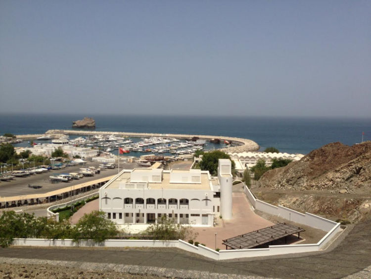Marine Science and Fisheries Center, Ministry of Agriculture and Fisheries, Muscat, Oman. Credit: Tod Leighfield, NOAA.