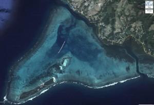 Cocos Lagoon, Guam. Credit: NOAA