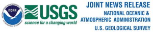 NOAA USGS Release
