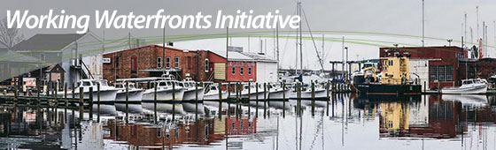 Maryland's Working Waterfronts program.