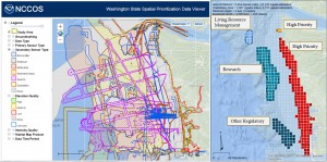 Washington State Spatial Prioritization Data Viewer.