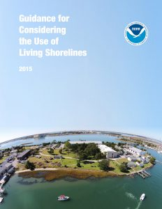 NOAA's Beaufort Lab is featured on the cover art of the recent report.