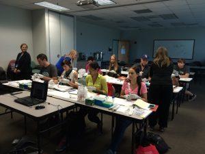 John Paul SPC demo class.2
