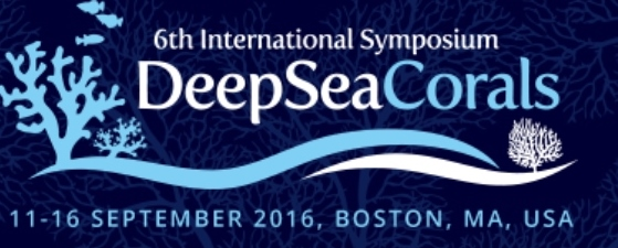 The 6th Annual International Symposium on Deep-Sea Corals was held in Boston, MA in September.