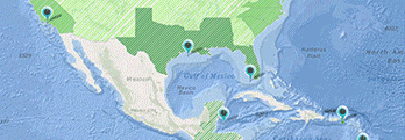 Coastal Resilience Mapping Portal