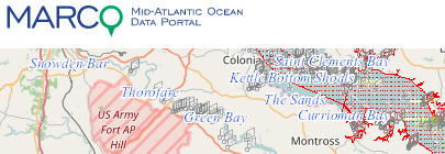 Mid-Atlantic Regional Council on the Ocean (MARCO) toolkit