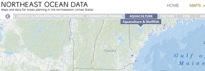 Northeast Ocean Data