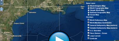 NOAA Gulf of Mexico Data Atlas