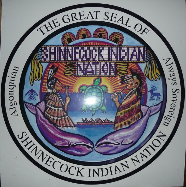 Shinnecock Indian nation Seal