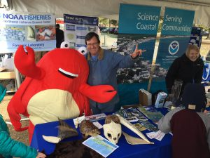 NOAA joins Google, Boeing, Bosch and 80 other exhibitors at Charleston STEM Festival