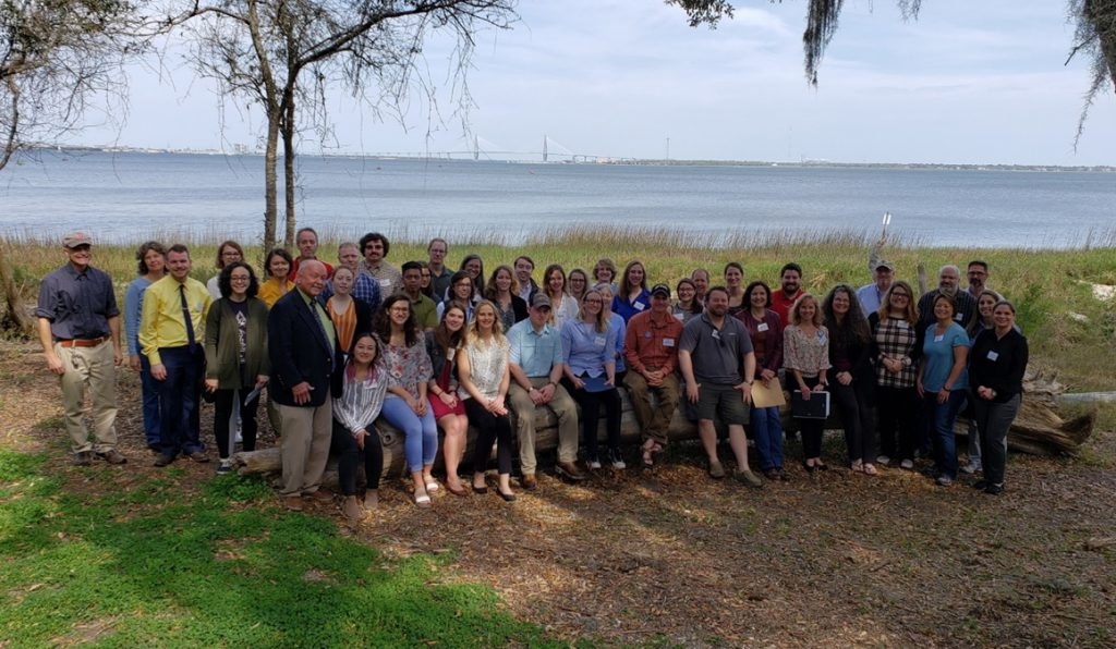 photo of attendees of the 28th Annual Carolinas SETAC Conference in Charleston, South Carolina (March 13–15, 2019).