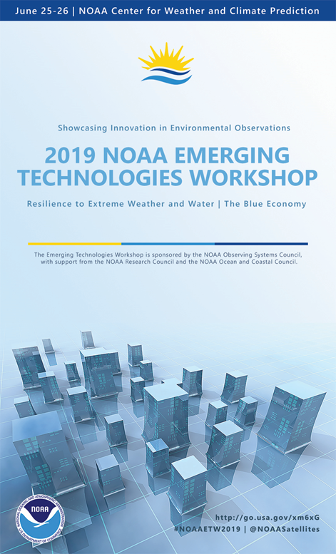 NCCOS Research Contributes to Third NOAA Emerging Technologies Workshop