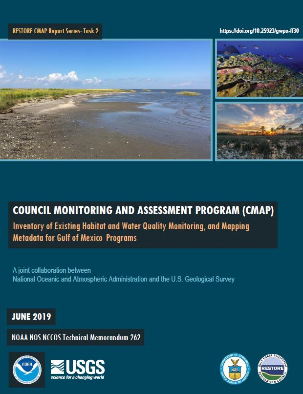 NOAA, USGS Identify Programs for Environmental Monitoring Network in Gulf of Mexico