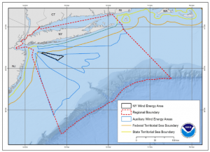 Regional Study Completed in New York Characterizing the Seafloor for Proposed Offshore Wind Energy Project