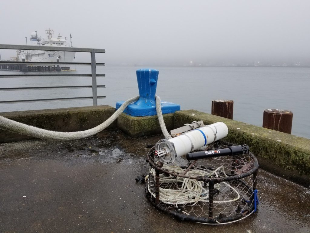Smaller More User-Friendly Sensor Developed to Detect Low Oxygen in Oregon Waters