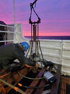 Gulf of Maine Cyst Sampling Cruise Sets Stage for 2020 Red Tide Forecast