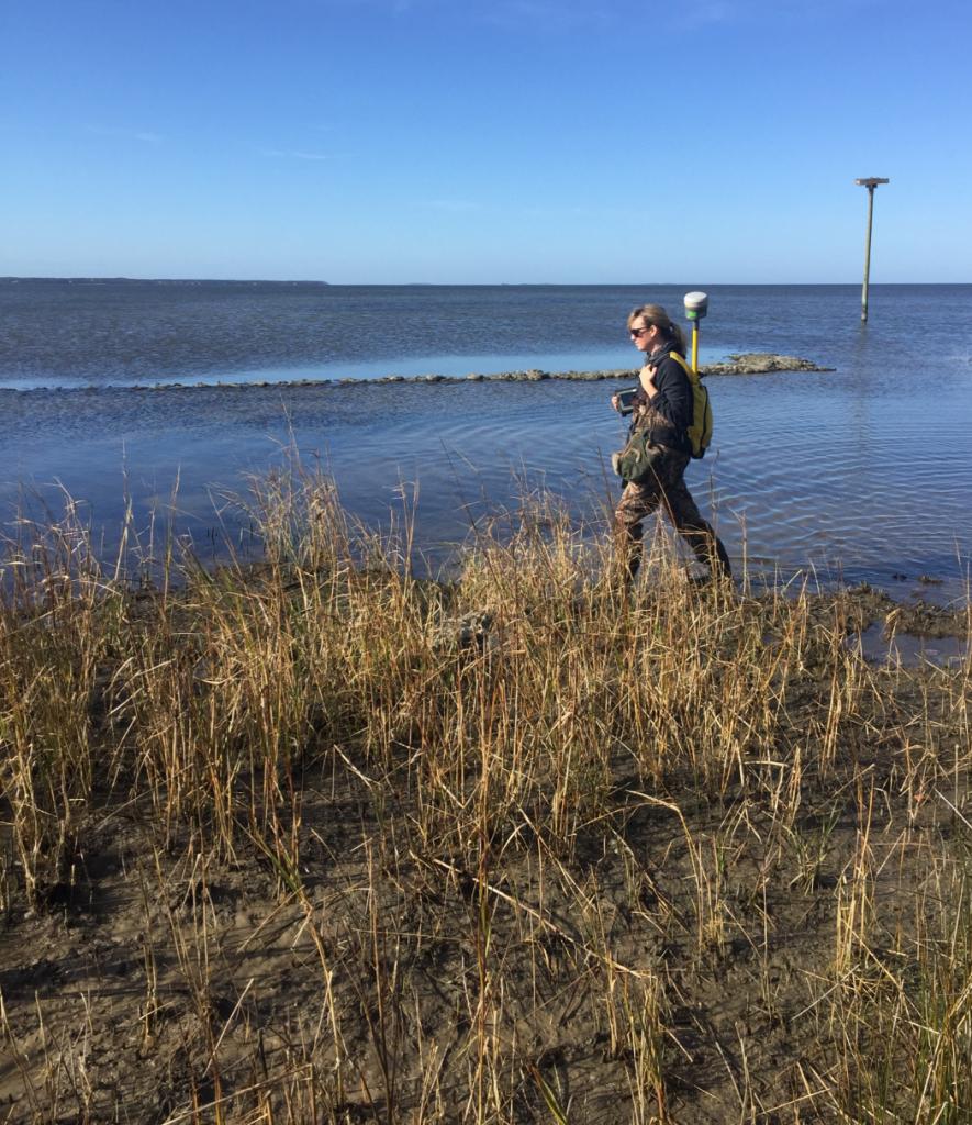 Scientists Evaluate Resilience of North Carolina Shoreline following Hurricane Dorian