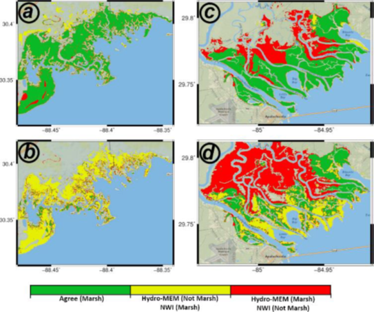 New Study Suggests Marsh Models Require Mucking Through Marshes to Get Accurate Surface Elevation