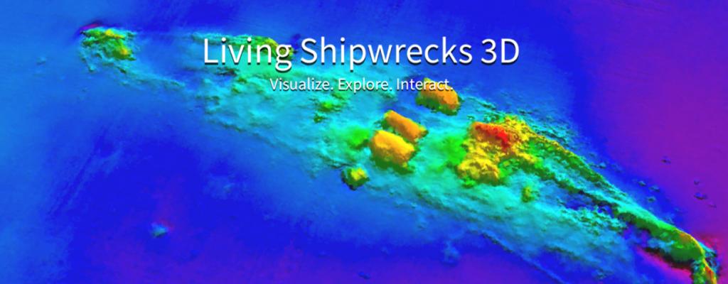 Explore North Carolina's Shipwrecks, Marine Life Virtually with 'Living Shipwrecks 3D'
