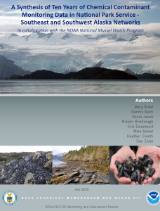 NOAA Mussel Watch Assesses Condition of Coastal Contamination in Alaska National Parks
