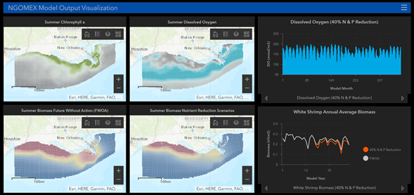 Third Advisory Panel Workshop on Hypoxia Effects on Fisheries Showcases Visualization Tool and Models
