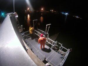 Climate Change Alters Timing of Fish Larvae Entering North Carolina Estuaries