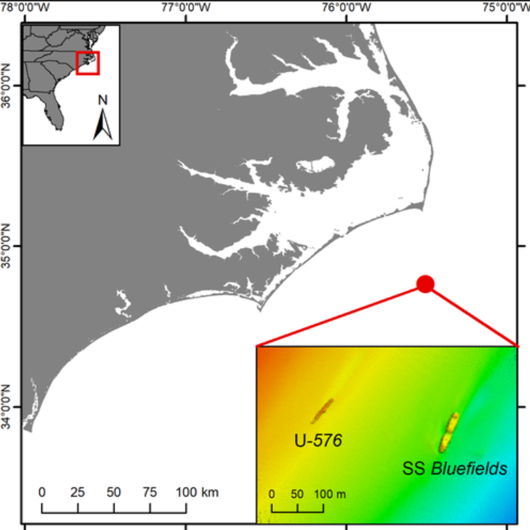 Study Demonstrates Benefits of Joint Archeological and Ecological Shipwreck Exploration