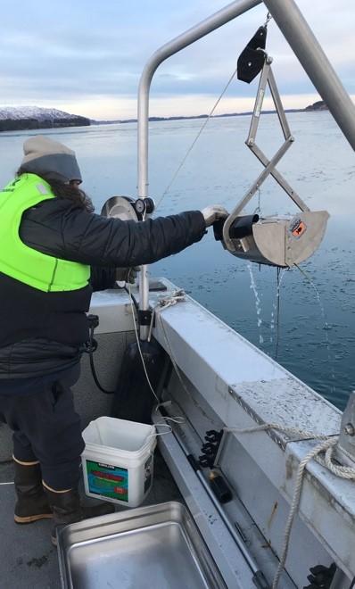 Algal Cyst Sampling in Alaska Advances Multi-Region Effort to Improve Toxic Harmful Algal Bloom Forecasting