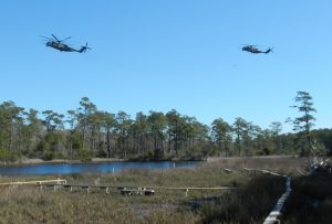 NCCOS Helps Military with Long-term Resiliency at Coastal Installations