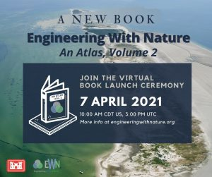 Swan Island Restoration Effort Featured in <i>Engineering With Nature</i> Atlas