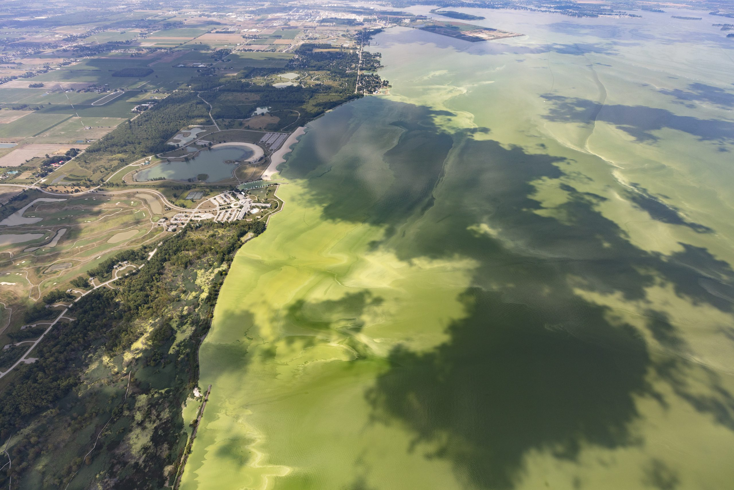 NOAA Announces FY22 Notice of Funding Opportunity to Expedite Harmful Algal Bloom Control Technologies