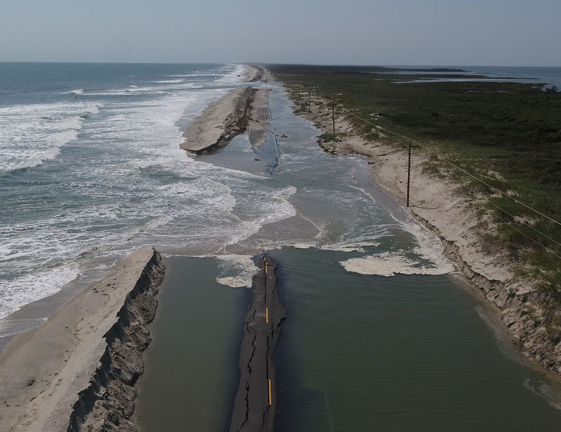 Effects of Sea Level Rise Program Awards $4.6 Million for Research to Enhance Coastal and Infrastructure Resilience
