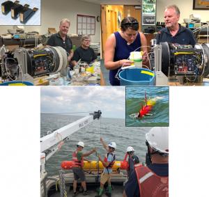 NCCOS Toxin Sensors Aboard Uncrewed Vehicle Interrogate Cyanobacterial Bloom in Lake Erie