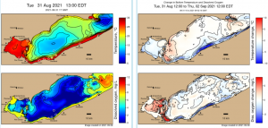 NOAA Ecological Forecast Helps Solve Mystery in Lake Erie